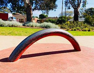 Oaklands Reserve Oaklands Recreation Plaza Skate Grind Crescent 1