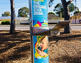 Oaklands Reserve Oaklands Recreation Plaza Facilities Drinking Fountain 1