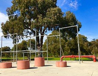 Oaklands Reserve Oaklands Recreation Plaza Parkour 5