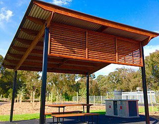 Oaklands Reserve Oaklands Recreation Plaza Facilities Picnic 3