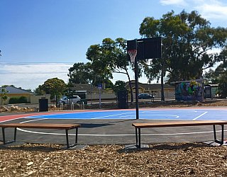 Oaklands Reserve Oaklands Recreation Plaza Sports Netball 2