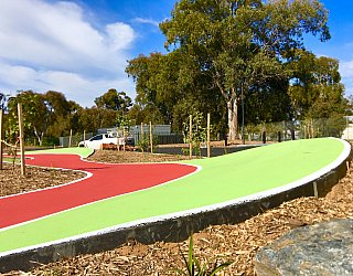 Oaklands Reserve Oaklands Recreation Plaza Sports Mini Bike Circuit 2