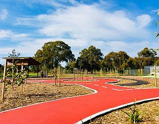 Oaklands Reserve Oaklands Recreation Plaza Sports Mini Bike Circuit 1
