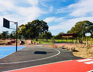 Oaklands Reserve Oaklands Recreation Plaza Sports Netball 1
