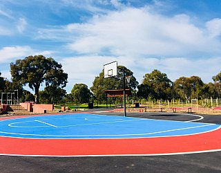 Oaklands Reserve Oaklands Recreation Plaza Sports Basketball 1