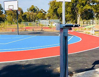 Oaklands Reserve Oaklands Recreation Plaza Facilities Bike Station 1