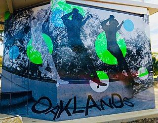 Oaklands Reserve Oaklands Recreation Plaza Facilities Toilet 1