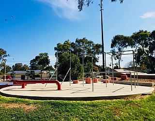 Oaklands Reserve Oaklands Recreation Plaza Parkour 1