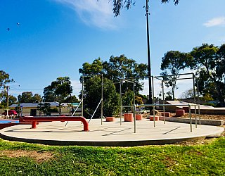 Oaklands Reserve Oaklands Recreation Plaza Parkour 1