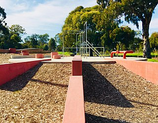 Oaklands Reserve Oaklands Recreation Plaza Parkour 2