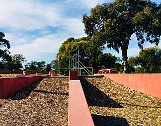 Oaklands Reserve Oaklands Recreation Plaza Parkour 3