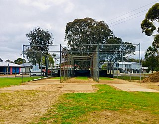 Kellett Reserve Oval Cricket Nets 2