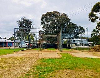Kellett Reserve Oval Cricket Nets 2