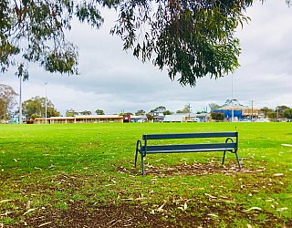 Kellett Reserve Oval Seat 1