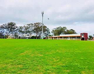 Kellett Reserve Oval Club Rooms 1