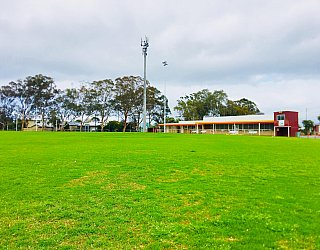 Kellett Reserve Oval Club Rooms 1