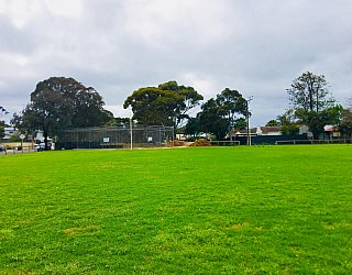 Kellett Reserve Oval Cricket Nets 1