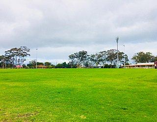 Kellett Reserve Oval 1