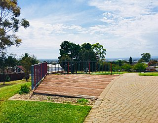 Mostyn Road Reserve Facilities Observation Deck 2