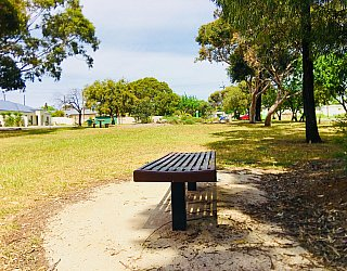 Waratah Square Reserve Facilities Seat 1
