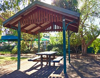 Ballara Park Reserve Facilities Picnic 1