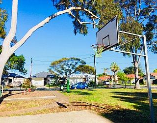 Ballara Park Reserve Sport Basketball 2