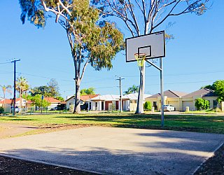 Ballara Park Reserve Sport Basketball 1
