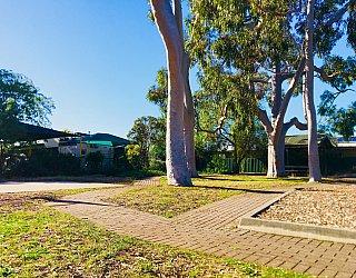 Ballara Park Reserve Facilities Pathway 2