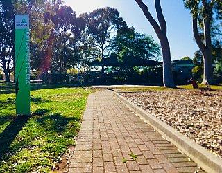 Ballara Park Reserve Facilities Pathway 1