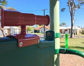 Ballara Park Reserve Playground Multistation Binoculars 2