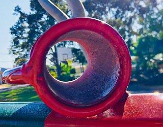 Ballara Park Reserve Playground Multistation Telescope 1