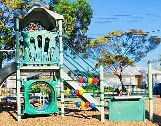 Ballara Park Reserve Playground Multistation 1