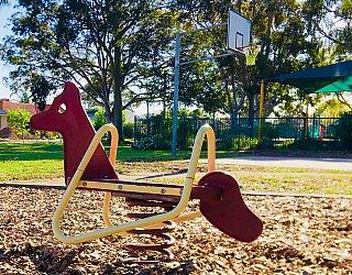 Ballara Park Reserve Playground Springer 1