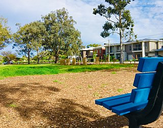 Parsons Grove Reserve Seat 2