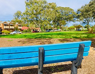 Parsons Grove Reserve Seat 1