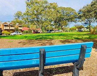 Parsons Grove Reserve Seat 1