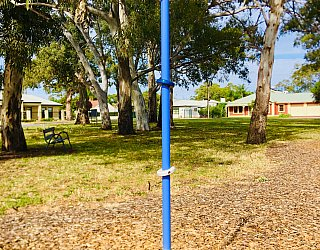 Ben Pethick Reserve Playground Spinner 1