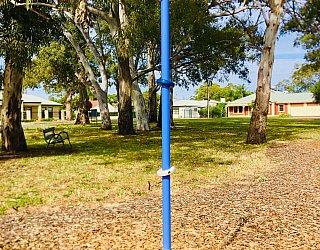 Ben Pethick Reserve Playground Spinner 1