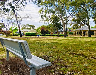 Ben Pethick Reserve Seat 1