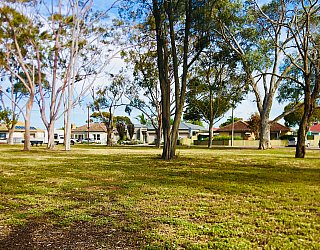 Cowra Crescent Reserve North 1