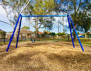 Cowra Crescent Reserve South Playground Swings 1