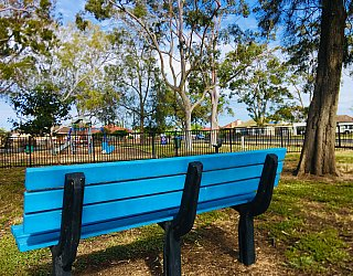 Cowra Crescent Reserve South Seat 1