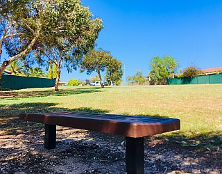 French Crescent Reserve Seat 4