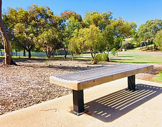 Klippel Avenue Reserve Seat 2