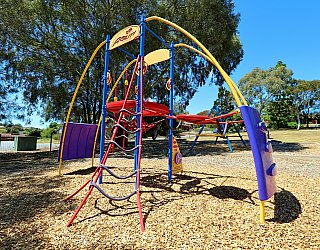 Manoora Drive Reserve Playground Multistation 1