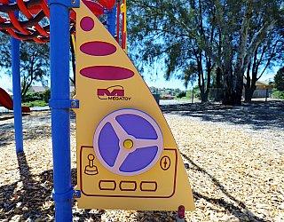 Manoora Drive Reserve Playground Multistation 3