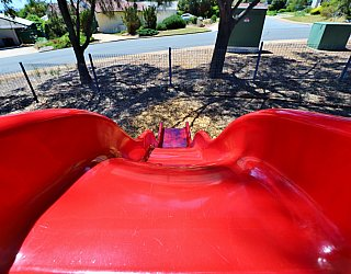 Manoora Drive Reserve Playground Slide 1