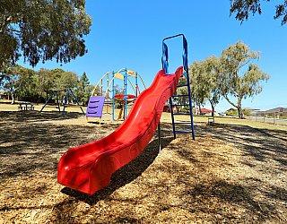 Manoora Drive Reserve Playground Slide 2