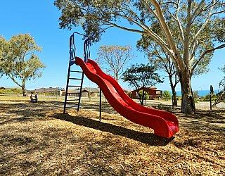 Manoora Drive Reserve Playground Slide 3