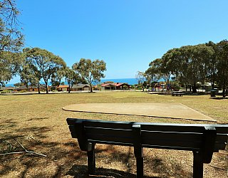 Manoora Drive Reserve Seat 1